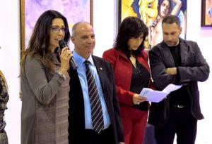 Gaetana Iacono Premiazione Collettiva d'Arte